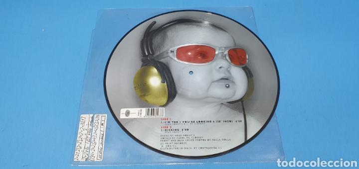 Discos de vinilo: DISCO DE VINILO - HEAD HIRNYS - IM THE 1 YOURE LOOKING 4 - Foto 3 - 240796805