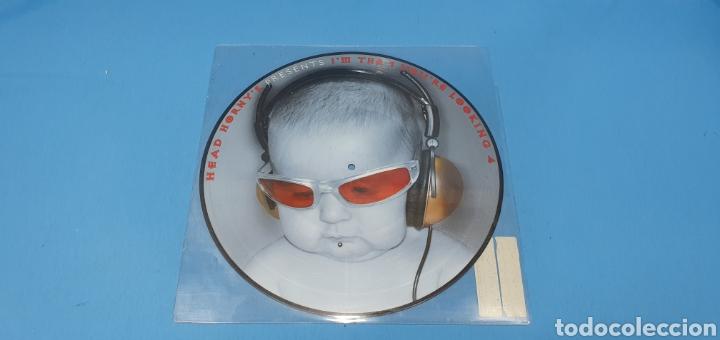 DISCO DE VINILO - HEAD HIRNY'S - I'M THE 1 YOU'RE LOOKING 4 (Música - Discos de Vinilo - Maxi Singles - Pop - Rock Internacional de los 90 a la actualidad)