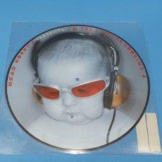 Discos de vinilo: DISCO DE VINILO - HEAD HIRNY'S - I'M THE 1 YOU'RE LOOKING 4. Lote 240796805