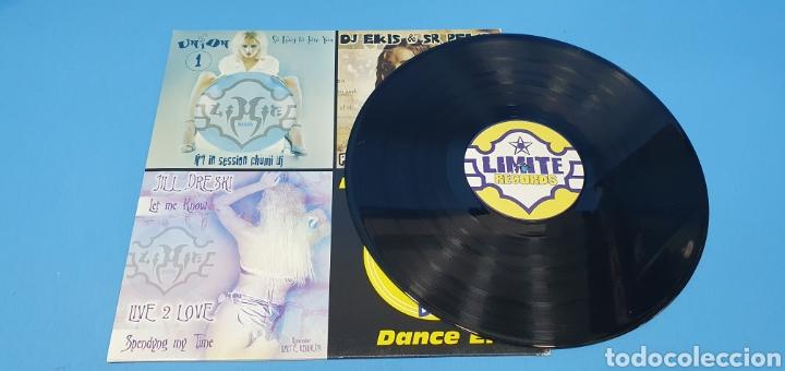 Discos de vinilo: DISCO DE VINILO - LIMITE RECORDS - DANCE EP - Foto 2 - 240800805
