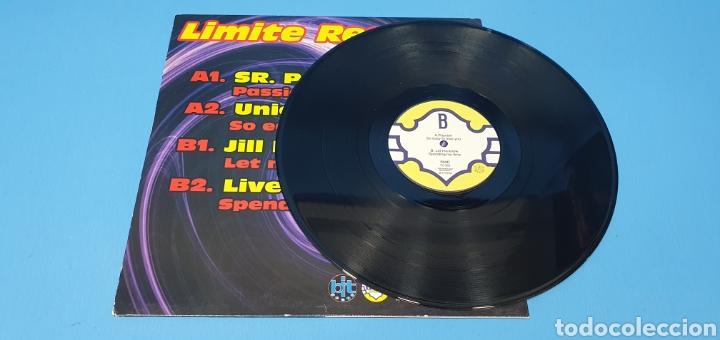 Discos de vinilo: DISCO DE VINILO - LIMITE RECORDS - DANCE EP - Foto 3 - 240800805