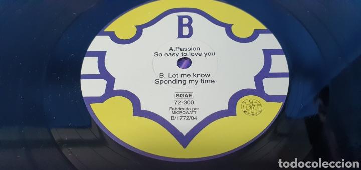 Discos de vinilo: DISCO DE VINILO - LIMITE RECORDS - DANCE EP - Foto 4 - 240800805
