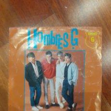 Discos de vinilo: HOMBRES G (SOLO CARÁTULA) ATAQUE CHICAS COCODRILO. Lote 287943963