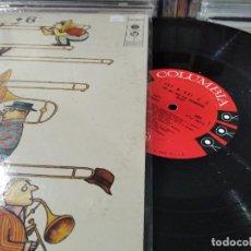 Discos de vinilo: LP ORIG USA JAI & KAI + 6 TROMBONE OCTET. Lote 240825390