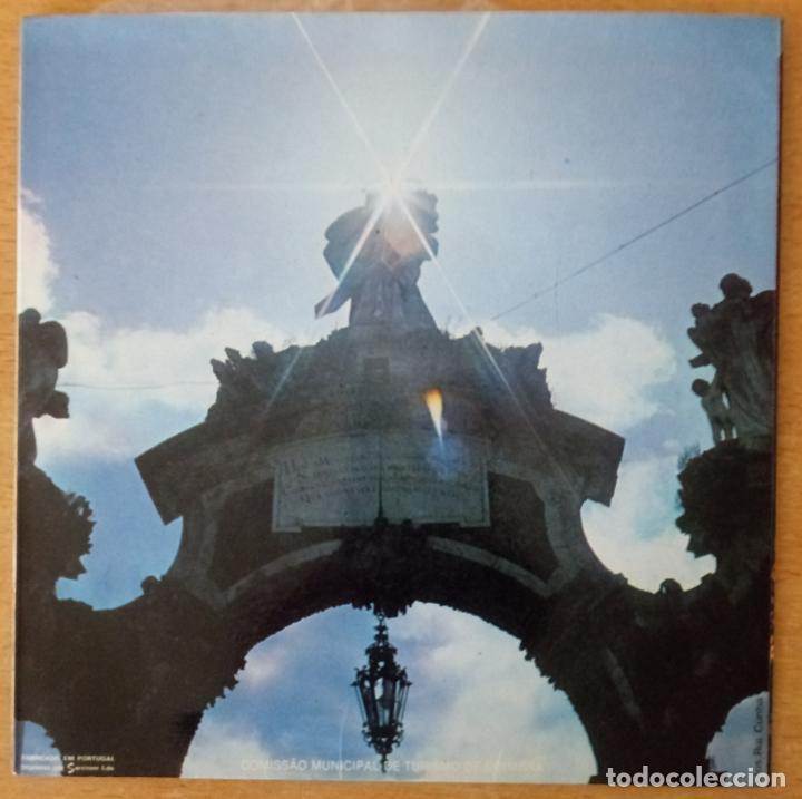Discos de vinilo: COIMBRA TEM MAIS ENCANTO - BALADA DE DESPEDIDA - ONDAS DO MAR - Foto 3 - 240827895