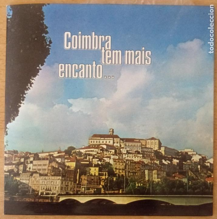 COIMBRA TEM MAIS ENCANTO - BALADA DE DESPEDIDA - ONDAS DO MAR (Música - Discos - Singles Vinilo - Étnicas y Músicas del Mundo)