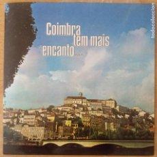 Discos de vinilo: COIMBRA TEM MAIS ENCANTO - BALADA DE DESPEDIDA - ONDAS DO MAR. Lote 240827895