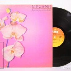 Dischi in vinile: DISCO LP DE VINILO - MECANO / ¿DÓNDE ESTÁ EL PAÍS DE LAS HADAS? - CBS - AÑO 1983 - CON ENCARTE. Lote 240853650