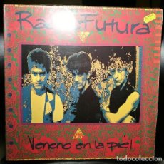 Disques de vinyle: DISCO VINILO LP RADIO FUTURA VENENO EN LA PIEL. Lote 240874330