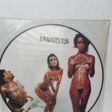 Discos de vinil: DWARVES. BLOOD, GITS Y PUSSY. LP 1990. EDICION LIMITADA.. Lote 240882310