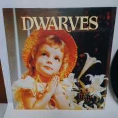 Discos de vinil: DWARVES, THANK HEAVEN FOR LITTLE GIRLS. LP 1991. SUB POP.. Lote 240885710