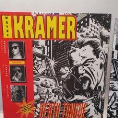 Discos de vinilo: WAYNE KRAMER. DEATH TONGUE. LP 1992. CURIO RECORDS.. Lote 240892710