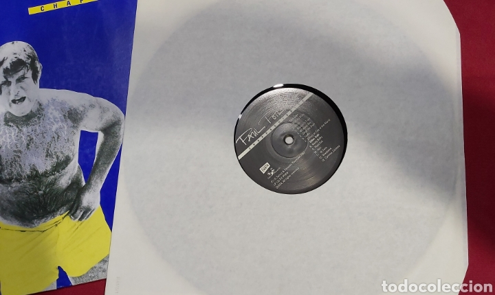 Discos de vinilo: MUY RARO!!! PAUL POTLATCH. CHAPPAQUIDDICK. DEDICADO A MARY JO KOPECHNE - Foto 2 - 240893925
