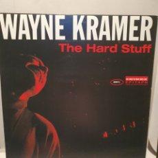 Discos de vinilo: WAYNE KRAMER. THE HARF STUFF. LP. 1994. EPITAPH 86447-1.. Lote 240902110
