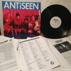 Discos de vinil: ANTISEEN. SOUTHERN HOSTILITY. ZUMA RECORDS. LP 1991.. Lote 240911425