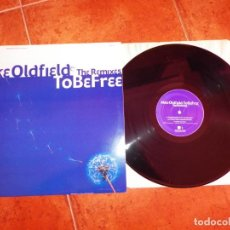 Discos de vinilo: MIKE OLDFIELD TO BE FREE THE REMIXES PUMPIN' DOLLS MAXI SINGLE VINILO DEL AÑO 2002 ESPAÑA 4 TEMAS. Lote 240915520