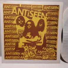 Discos de vinilo: ANTISEEN. RAW SHIT. LP 1989. REPO RECORDS. RR 007.. Lote 240916125