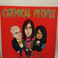 Discos de vinilo: CHEMICAL PEOPLE. THE RIGHT THING. LP 1990. CRUZ RECORDS.. Lote 240927230