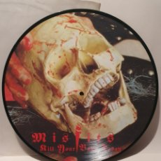 Discos de vinilo: MISFITS. KILL YOUR BABY TODAY. METAL MESS. LP 1992.. Lote 240932345