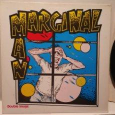 Discos de vinilo: MARGINAL MAN. DOUBLE IMAGE. LP 1985. DOUBLE A RECORDS.. Lote 240935860