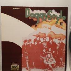 Discos de vinilo: DOGGY STYLS II, TRIPLE X RECORDS. 1987. LP.. Lote 240942930
