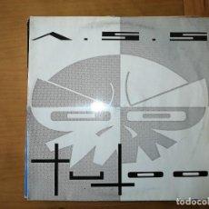 Discos de vinilo: LOTE 2 DISCOS. D.M.J.S.-BEATS VALENCIA,FIRMADO POR JAVI Y A.S.S.-TUTOO. Lote 240946200