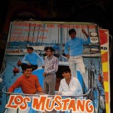 Discos de vinilo: MUSTANG. Lote 240960530