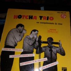 Discos de vinilo: HOTCHA TRIO. Lote 240960610