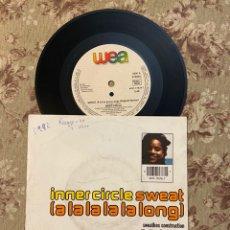 """Discos de vinilo: INNER CICLE SWEAT VINILO 7"""". Lote 240970575"""