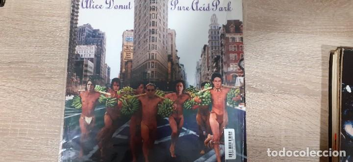 ALICE DONUT PURE ACID PARK (Música - Discos - LP Vinilo - Punk - Hard Core)