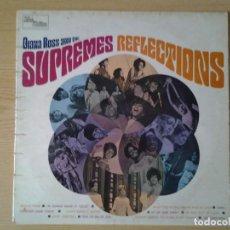 Discos de vinilo: DIANA ROSS &THE SUPREMES - REFLECTIONS- LP TAMLA MOTOWN 1968 ED. ORIGINAL INGLESA STML 11073 BUENAS. Lote 241021900