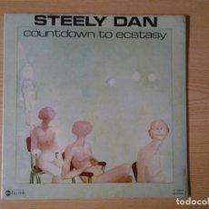 Discos de vinilo: STEELY DAN - COUNTDOWN TO ECTASY- LP ABC RECORDS 1978 ED. ESPAÑOLA 17.1290/4 BUENAS CONDICIONES.. Lote 241031860