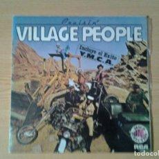 Discos de vinilo: VILLAGE PEOPLE -CRUISIN- LP RCA RECORDS 1978 ED. ESPAÑOLA XL-13064 MUY BUENAS CONDICIONES.. Lote 241032715