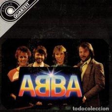 Discos de vinilo: S51 - ABBA. SUPER TROUPER. HEAD OVER HEELS / ONE OF US. UNVER ATTACK. EP. SINGLE. VINILO.. Lote 241035070