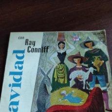 Discos de vinilo: RAY CONNIFF NAVIDAD. Lote 241086345