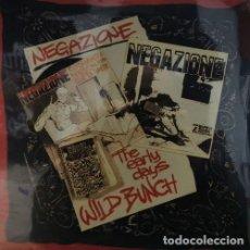 Discos de vinilo: NEGAZIONE - THE EARLY DAYS WILD BUNCH - LP DE VINILO NUEVO Y PRECINTADO - PUNK. Lote 241098655