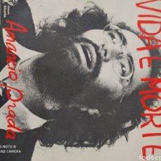 Discos de vinilo: VIDA E MORTE AMANCIO PRADA VINILO. Lote 241136150