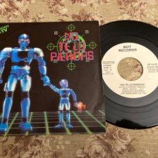 """Discos de vinilo: NO TE LO PIERDAS,BOY RECORDS. VINILO 7"""". Lote 241155890"""