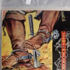 Discos de vinilo: LP MALAMBOS Y CARNAVALITOS ERNESTO GONZALEZ FARIAS NUEVO. Lote 241188370