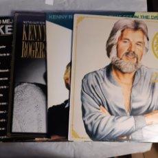 Discos de vinilo: 5 LP KENNY ROGERS NUEVOS. Lote 241190135