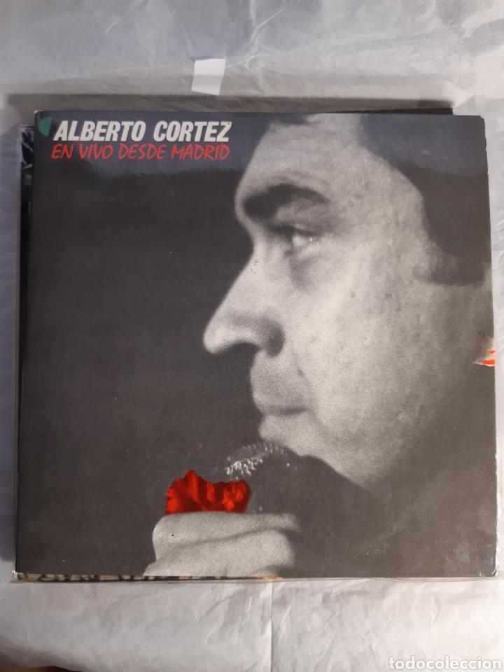 Discos de vinilo: 7 LP ALBERTO CORTEZ NUEVOS - Foto 2 - 241192375