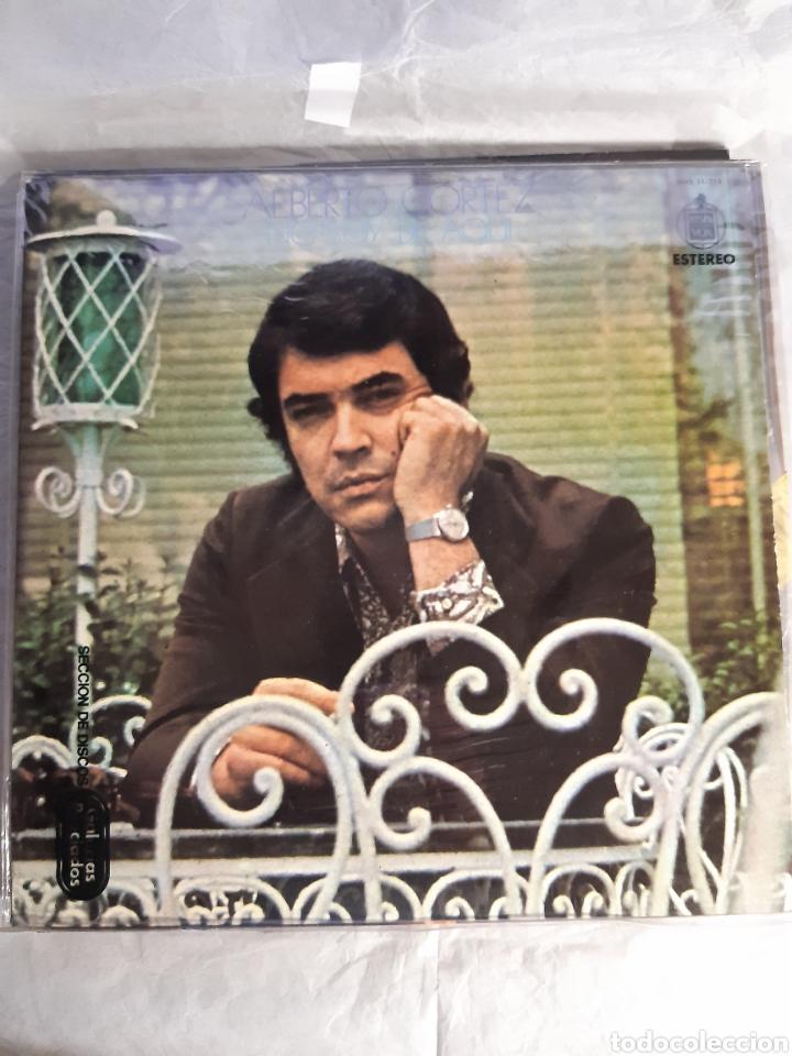 Discos de vinilo: 7 LP ALBERTO CORTEZ NUEVOS - Foto 3 - 241192375