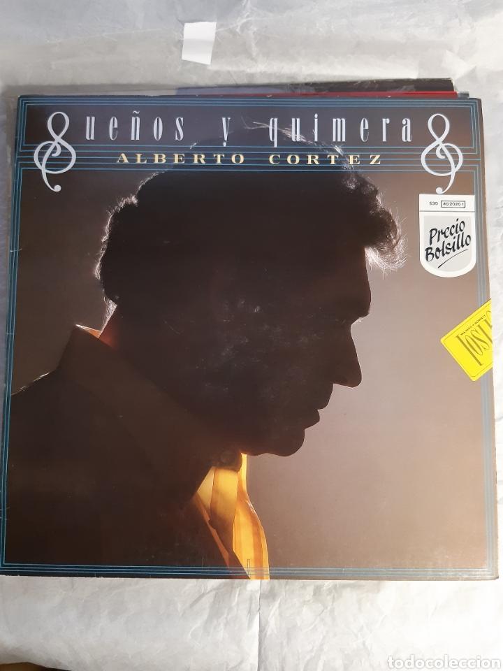 Discos de vinilo: 7 LP ALBERTO CORTEZ NUEVOS - Foto 4 - 241192375
