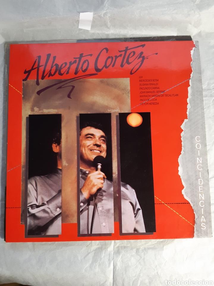 Discos de vinilo: 7 LP ALBERTO CORTEZ NUEVOS - Foto 6 - 241192375
