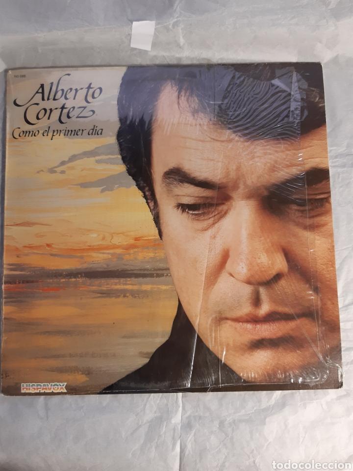 Discos de vinilo: 7 LP ALBERTO CORTEZ NUEVOS - Foto 8 - 241192375