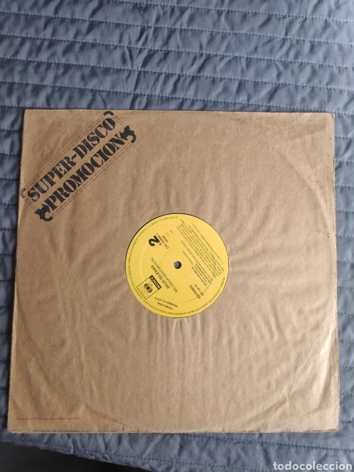 Discos de vinilo: Vinilo maxi single promo - Julio Iglesias - Milonga sentimental - Foto 4 - 241196465