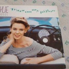Discos de vinilo: VINILO KYLIE MINOGUE - TEARS ON MY PILLOW. Lote 241235305