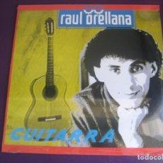 Disques de vinyle: RAUL ORELLANA - GUITARRA - LP SPITFIRE 1989 PRECINTADO - ELECTRONICA TECHNO HOUSE DISCO 90'S. Lote 241249160