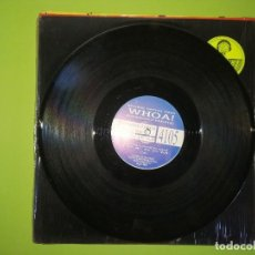 Discos de vinilo: LOTE 2 DISCOS. SPIDER-TOGETHER AS ONE Y JOHN LAKER MIX-104 BPM. Lote 241251190