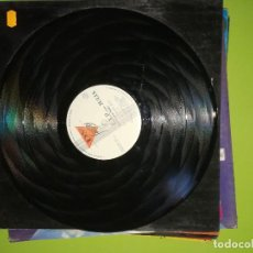 Discos de vinilo: LOTE 2 DISCOS. LIME Y E.X.P. FEAT JULIA SHAKE YOUR BODY. Lote 241254960
